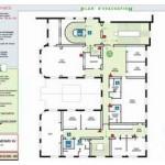 Plans d'évacuations